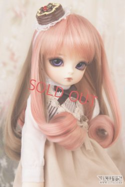 画像2: 【LUTS】6-7インチ★CDW-64 / High Milky Pink Cream