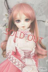 画像: 【LUTS】7-8インチ★KDW-80 / High Milky Pink Sienna Brown