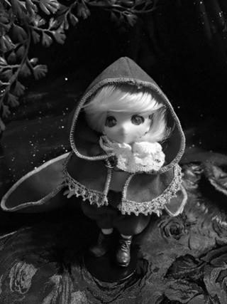 画像2: オビツ11★魔導士のローブ(レッド)
