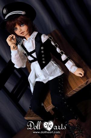 画像1: 【Doll Heart】40cm★エージェントD